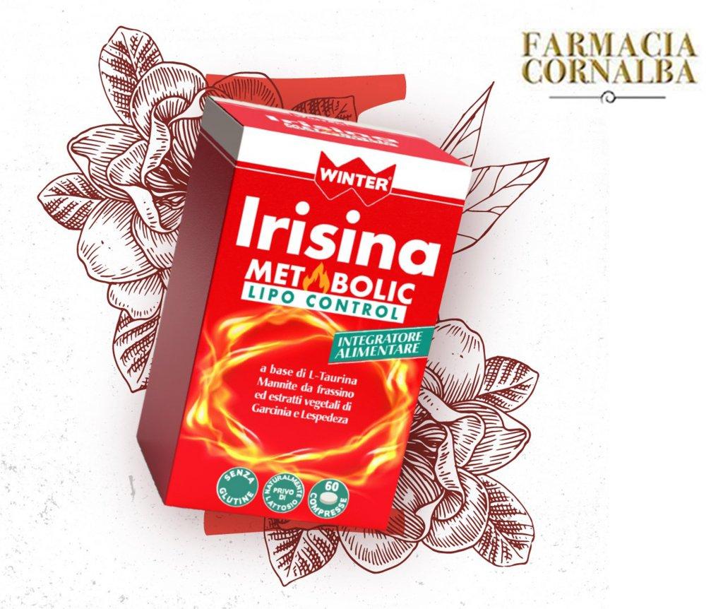 Irisina Metabolic Lipo Control - Farmacia Cornalba