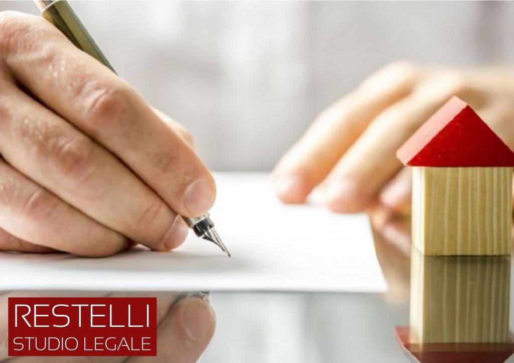 Il contratto di locazione - Studio legale Restelli