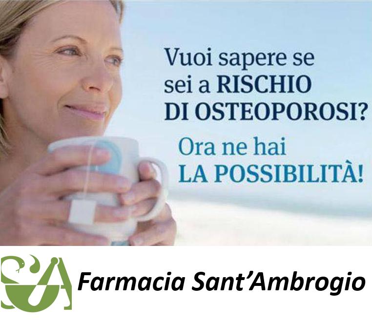 Vuoi sapere se sei a rischio di Osteoporosi? Ora puoi!