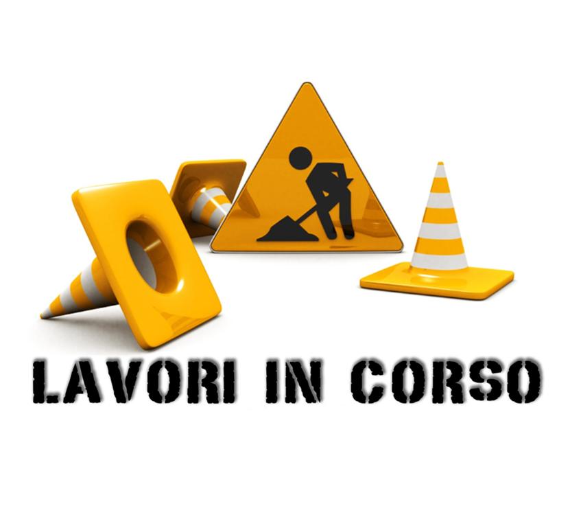 Lavori di messa in sicurezza dei canali di gronda in Via Boldrini - 7 Gennaio