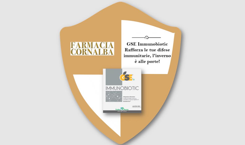 Rafforza le tue difese immunitarie! Farmacia Cornalba ha la soluzione giusta per te!