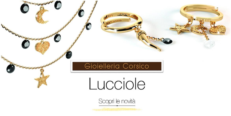 Illumina la tua giornata con i gioielli della collezione Lucciole by Rebecca gioielli!✨