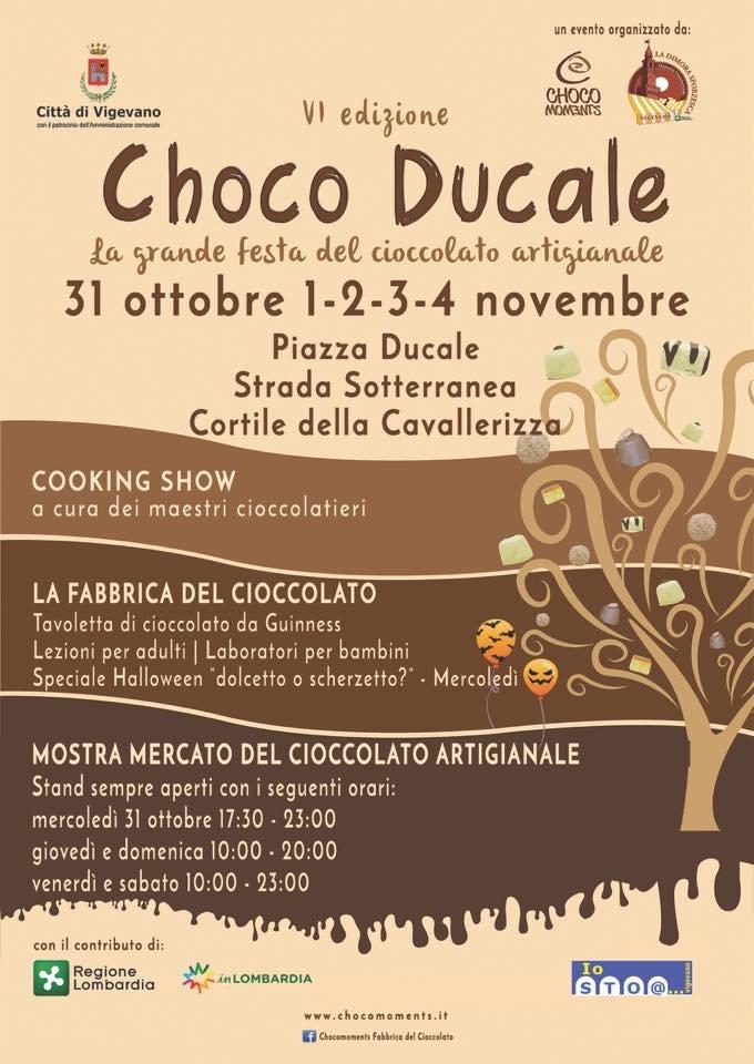 VI edizione Choco Ducale