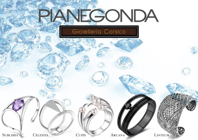 Gioielleria Corsico presenta PIANEGONDA