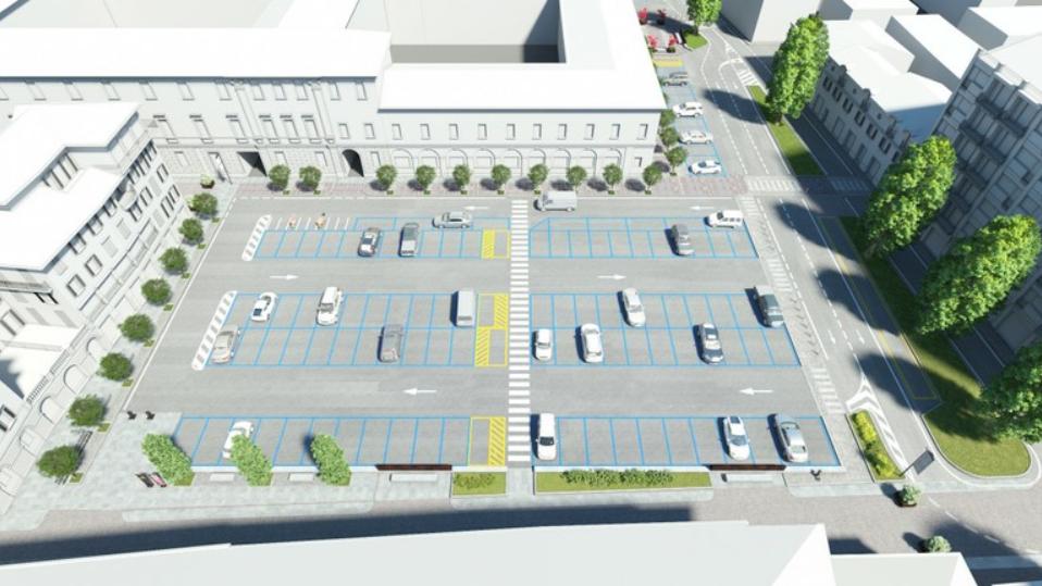 Aperta da oggi la nuova Piazza Sant'Ambrogio