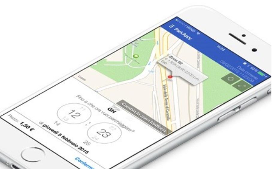 Nuove App per il Pagamento della sosta in Città