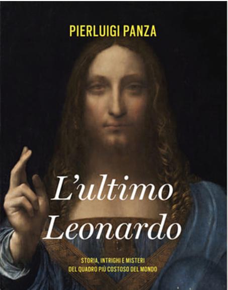L'ultimo Leonardo - Panza presenta  un libro dedicato ai misteri dei dipinti Vinciani