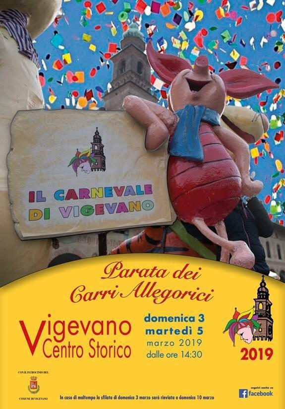 Vigevano24: Tutti gli appuntamenti fino a domenica 3 marzo