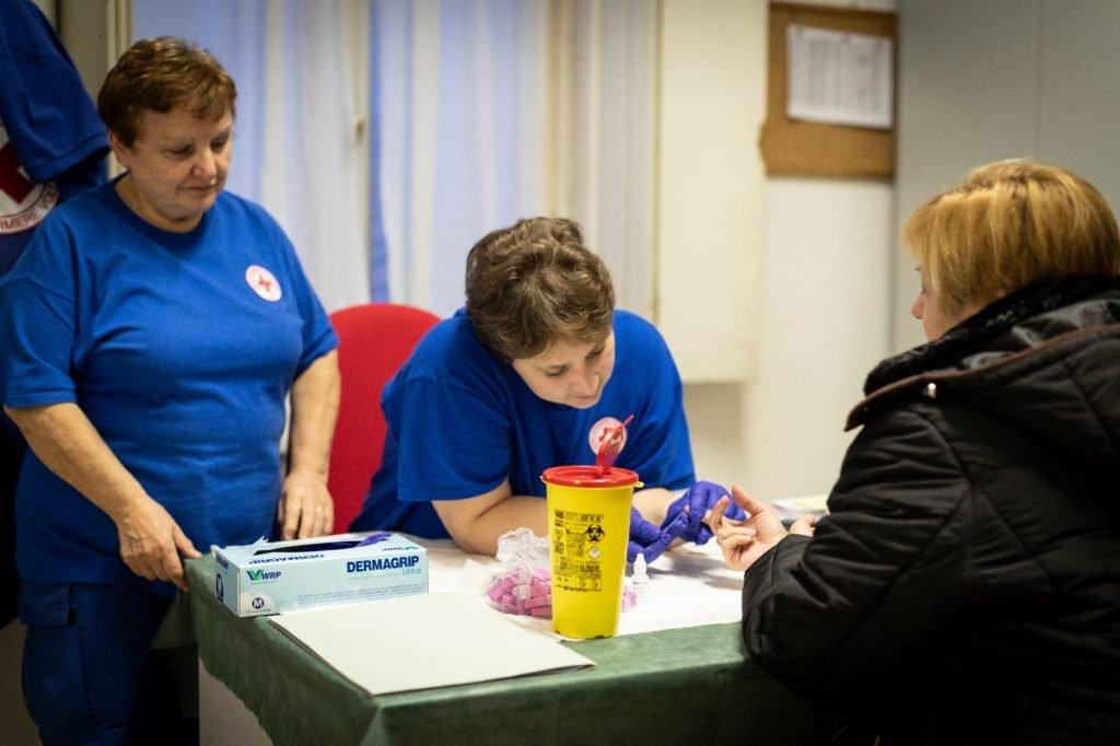 Croce Rossa - Domenica 3 marzo test gratuiti HIV e HCV