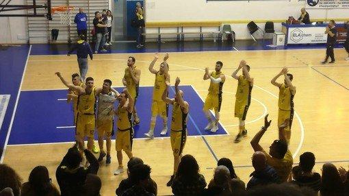 Vigevano24: Basket Serie B, Vigevano batte Omegna in una partita di alto livello