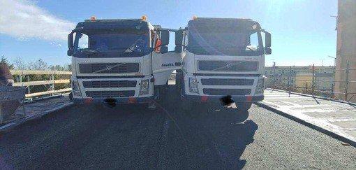 Vigevano24: positivo il test di carico sul cavalcavia La Marmora