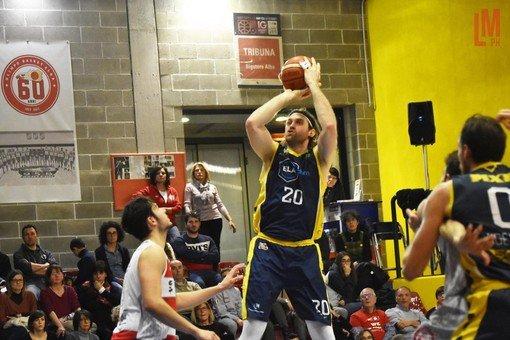 Vigevano24: Basket Serie B, Vigevano ci prova ma San Miniato rimane un tabù