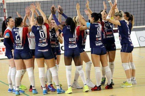Vigevano24: Volley B1 femminile: Re Marcello Florens Vigevano prima sconfitta 3-0
