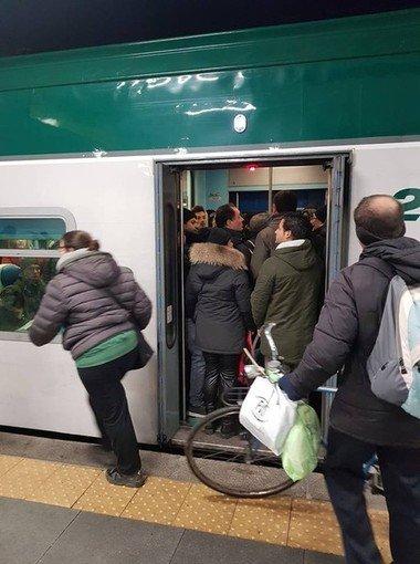 Vigevano24: Vigevano: giornata no per i pendolari, guasto su un treno