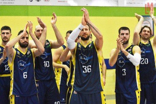 Vigevano24: Basket serie B: Elachem con il brivido, ma Cecina è espugnata