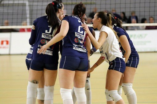 Vigevano24: Volley B1 femminile: per la Re Marcello Florens solo un punto