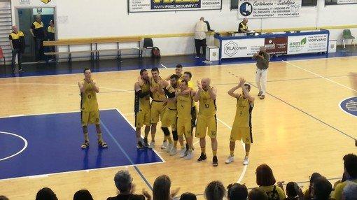 Vigevano24: Basket, Vigevano comincia i play-off con il piede giusto: battuta Padova
