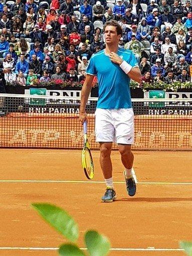 Vigevano24: Tennis: Baldi sconfitto nel secondo turno delle qualificazioni