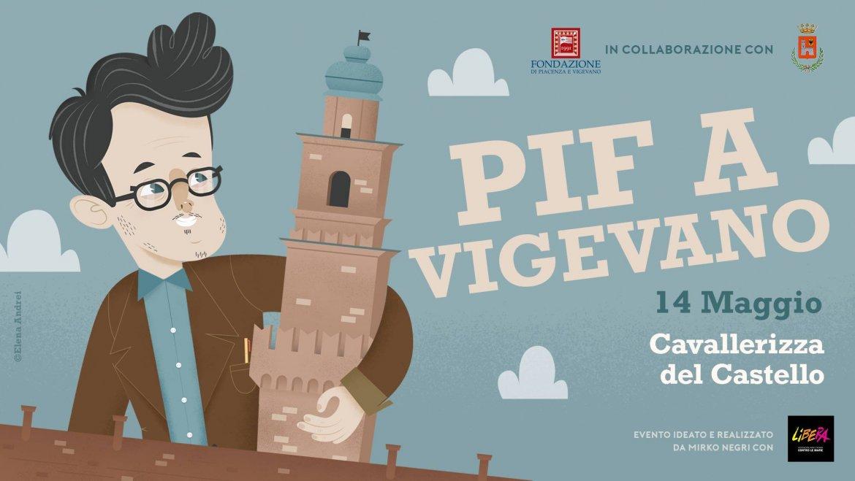 PIF A Vigevano