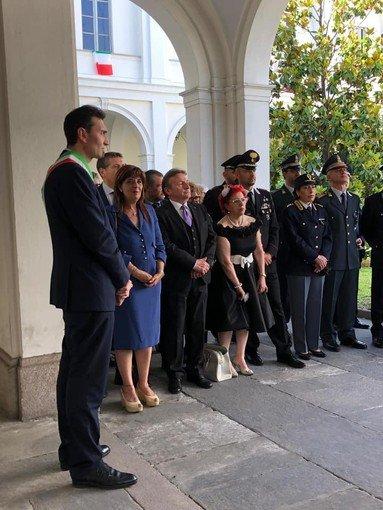 Vigevano24: Vigevano, celebrata la Festa della Repubblica