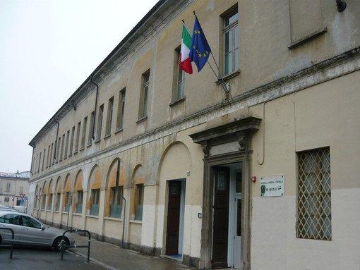 Vigevano24: lavori di ristrutturazione e tinteggiatura alla scuola media Bussi