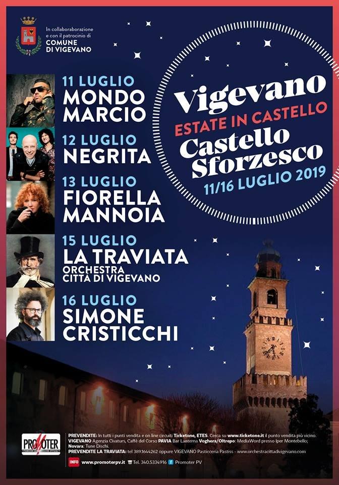 Vigevano24: Tutti gli appuntamenti fino a domenica 14 luglio a Vigevano