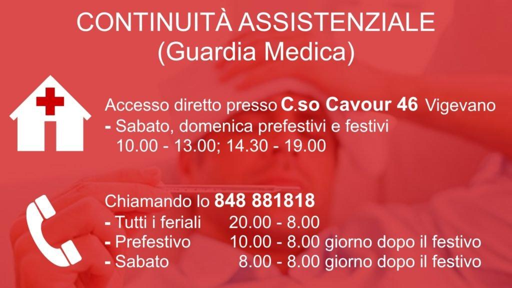 Novità per il servizio di continuità assistenziale - Croce Rossa