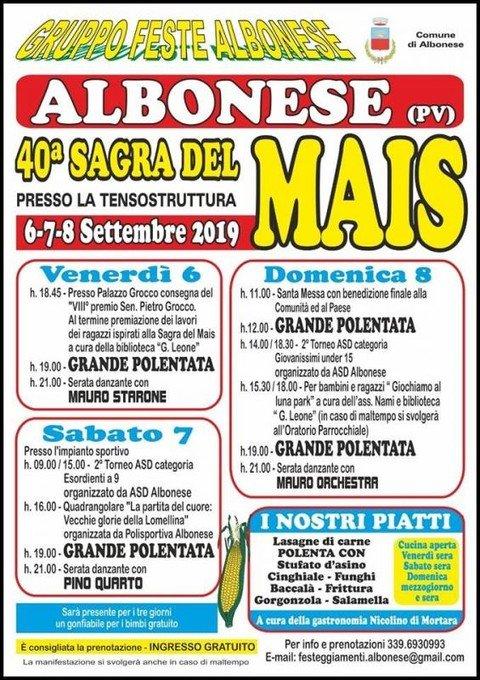 Vigevano24: Tutti gli appuntamenti e manifestazioni da lunedì 2 a domenica 8 settembre a Vigevano e Lomellina