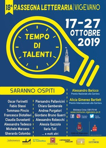 Vigevano24: Tutti gli appuntamenti e manifestazioni da lunedì 14 a domenica 20 ottobre a Vigevano e Lomellina