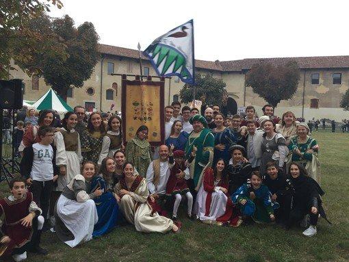 Vigevano24: Vigevano, la contrada di Valle si aggiudica la 39esima edizione del Palio
