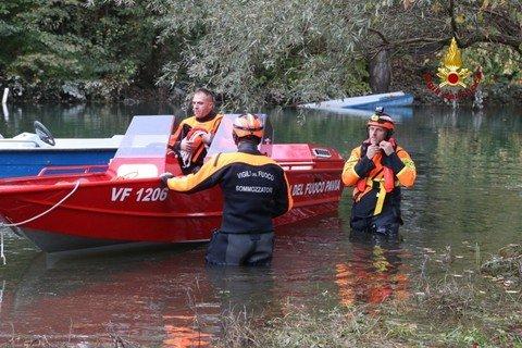 Vigevano24: Vigevano: la Prefettura dispone la momentanea sospensione dell'uomo disperso nel Ticino