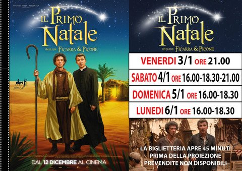 Vigevano24: Vigevano: all'Odeon tante prime visioni all'insegna del Natale