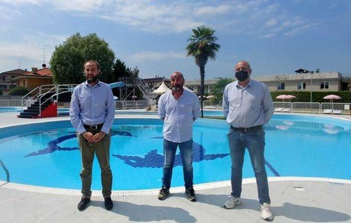 Vigevano24: Il 18 luglio apre il Parco Acquatico di Trecate