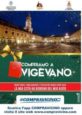 Compriamo a Vigevano