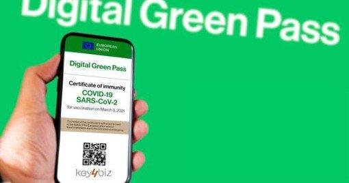 Vigevano24: Covid-19, il green pass da oggi anche in Italia: ecco come averlo