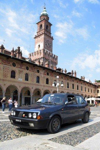 Vigevano24: Festa di auto storiche a Vigevano per l'11° memorial Francesco d'Ambrosio