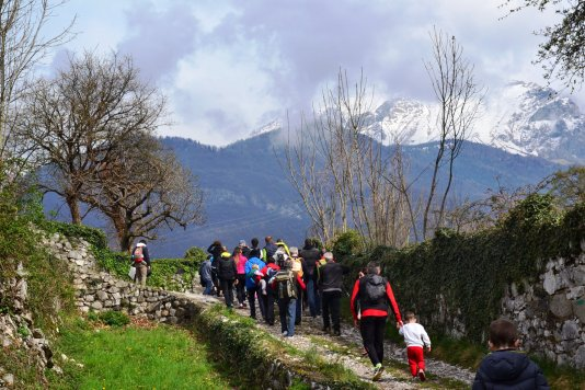 I sentieri del Cerreto - Trekking