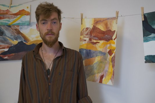 Carroll Moss - Printmaker