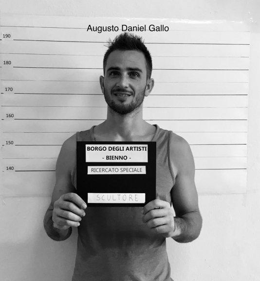 Gallo Augusto Daniel - Scultore