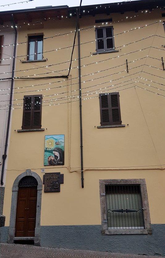 Casa natale Santa Geltrude Comensoli