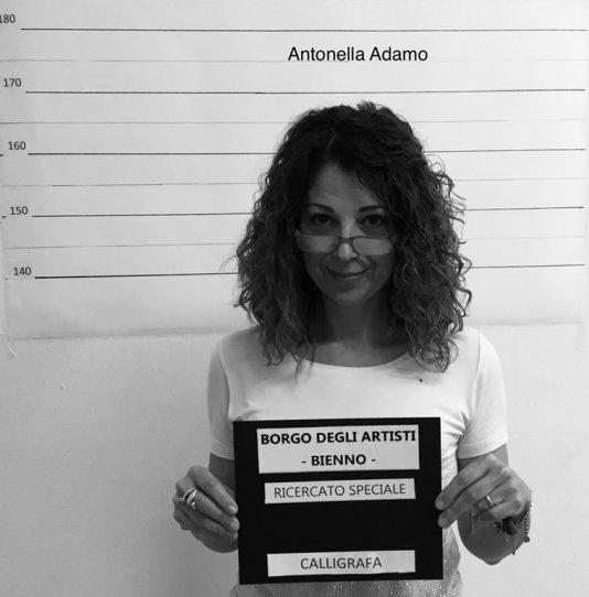 Adamo Antonella - Calligrafa