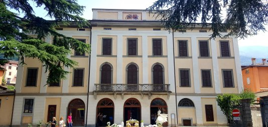 Bienno, museums and historic buildings