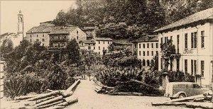 Borgo di Prestine, la storia