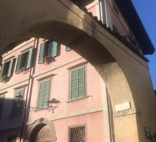 Palazzo Francesconi Rebajoli