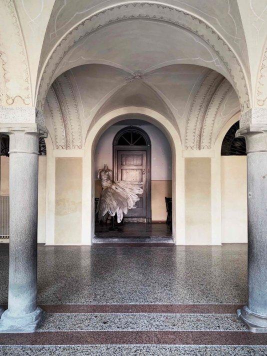 Tour virtuale di Palazzo Simoni Fè