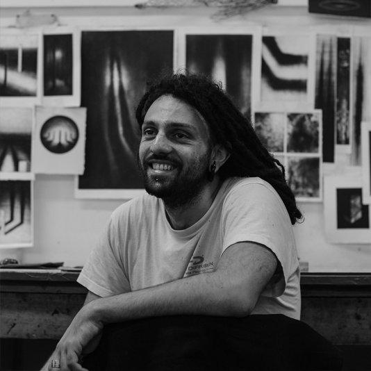 Poma Marco - Printmaker, street artist