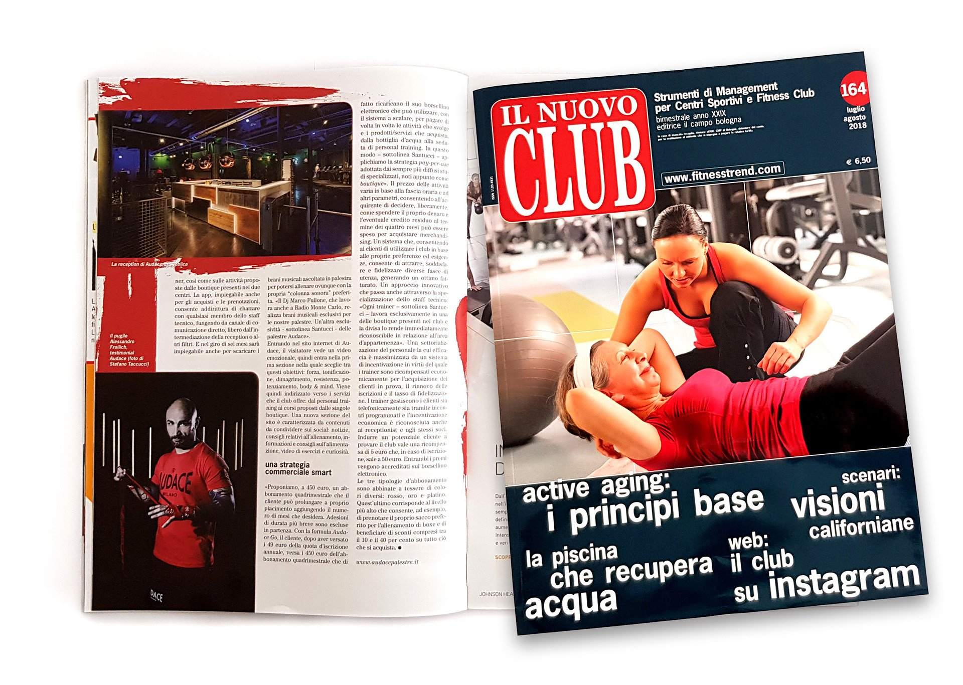 Il Nuovo Club Audace Palestre 3