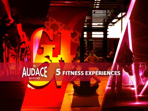 5 Audace Experiences