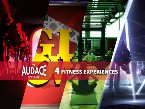 4 Audace Experiences
