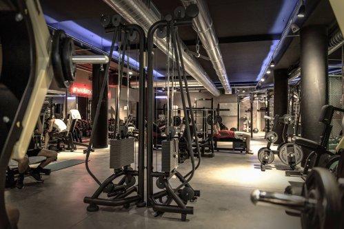 Gym Floor - 06:30 - 12:15